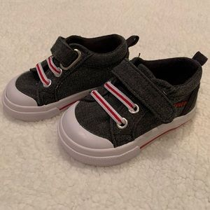 Baby Shoes with Velcro - Size 2